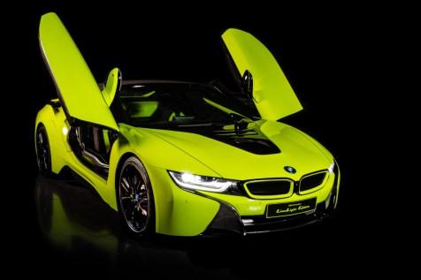 BMW i8 Roadster LimeLight Edition (6)
