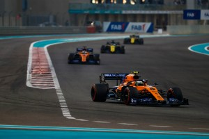 2019 Abu Dhabi GP sainz
