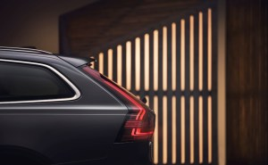 Studio images – the refreshed Volvo V90 Recharge