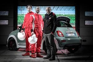 Dennis-Hauger-Italian-F4-championship-2019-winner-Andrea-Nucita-Abarth-Rally-Cup-2019-winner_Luca-Napolitano-Head-of-EMEA-Fiat-and-Abarth-brands