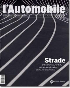 Copertina L'Automobile