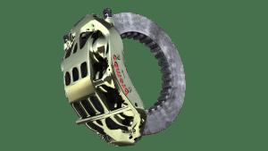 F1 Brembo Braking System