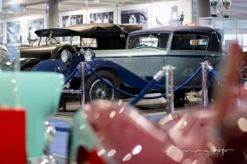 Museo Nicolis, auto, ph. Comparotto