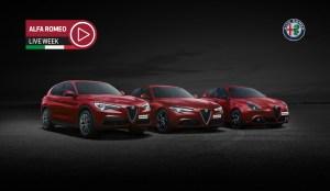 Alfa Romeo Live Week