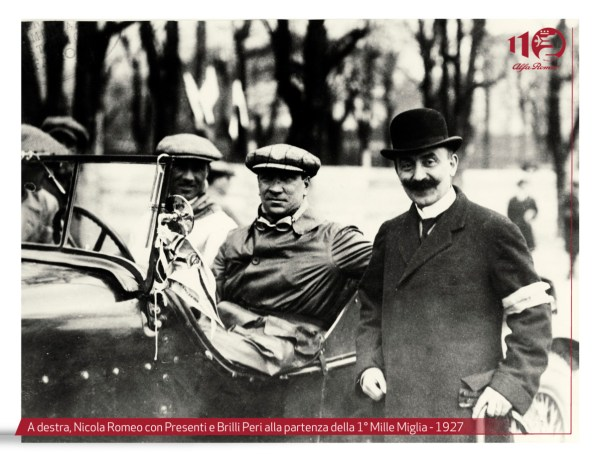 Nicola Romeo 1927 ITA