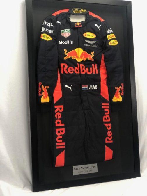 Max Verstappen - Tuta da gara