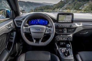 Ford Focus 2020 Digital Cluster