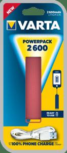 Power Bank 2600_Corallo