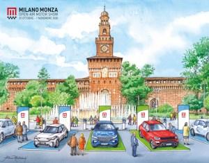milano-monza-motor-show-castello-sforzesco