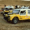 La Méhari 4x4 ambulanza alla Dakar 1980