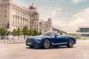 Continental GT Mulliner Convertible – 1