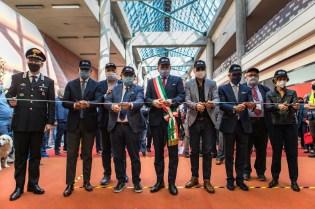 MMG2020 - Inaugurazione Taglio nastro