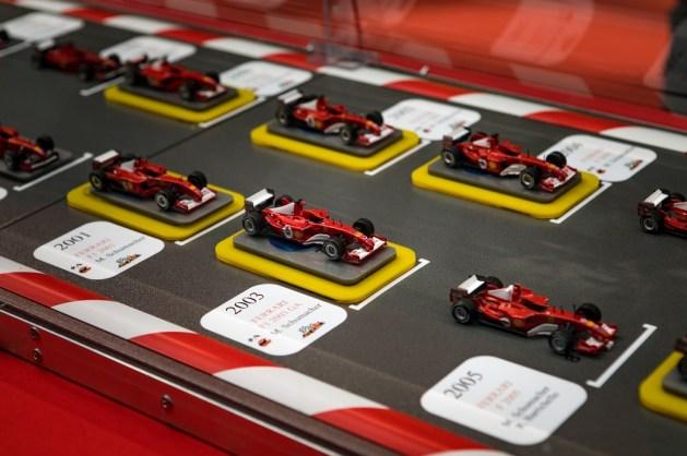 MMG2020 Mostra Sernesi modellini storia Ferrari