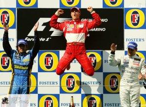 schumacher imola 2006 podio