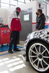 Giulia GTA prototype at Balocco (18)