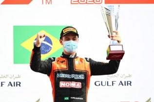 Formula 2 Championship - Round 11:Sakhir - Feature Race