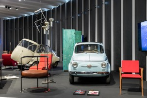 06_Fiat 500 and Panda@Triennale Design Museum, Milan, 2017