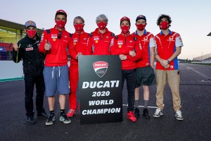 Ducati 2020 World Champion