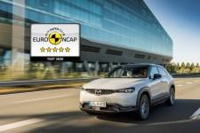 Mazda-MX-30---Euro-NCAP-Five-Star