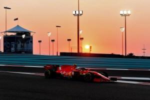 GP ABU DHABI F1/2020 – DOMENICA 13/12/2020