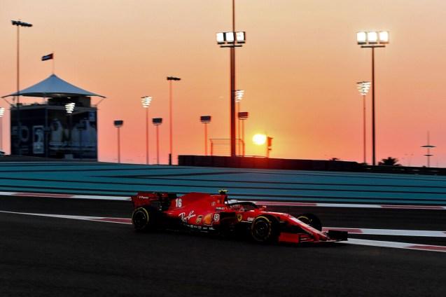 GP ABU DHABI F1/2020 - DOMENICA 13/12/2020