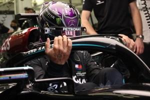 2020 Bahrain Grand Prix, Saturday – Steve Etherington
