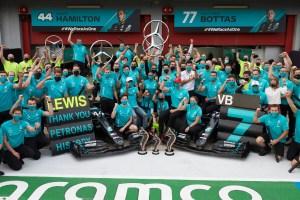 2020 Emilia Romagna Grand Prix, Sunday – Steve Etherington