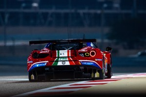 #51 AF CORSE / ITA / Ferrari 488 GTE EVO — 8 hours of Bahrain – Bahrain International Circuit – Sakhir – Bahrain