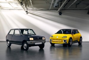 2021 – RENAULT 5 PROTOTYPE AND RENAULT 5 TL