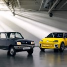 2021 - RENAULT 5 PROTOTYPE AND RENAULT 5 TL