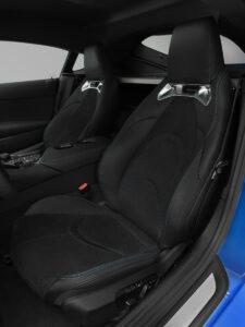 Alcantara _ Toyota GR Supra Jarama Limited Edition