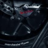 Brembo_pinza posteriore + cerchio Marchesini mangesio forgiato_MotoGP