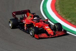 leclerc GP DELL'EMILIA ROMAGNA  F1/2021 – GIOVEDÌ 15/04/2021
