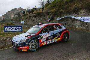 Crugnola-Ometto Hyundai i20 R5 Sanremo 2021 a