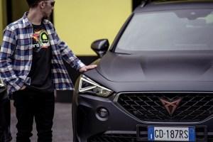 CUPRA Italia official automotive partner di VR46RA (maggio 2021) (2)