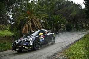 Andreucci Paolo, Francesco Pinelli (Renault Clio Rally 4 R2C #28)