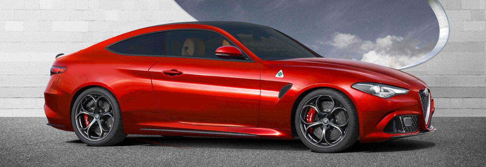 Alfa Romeo Giulia Coup La Proposta Concreta