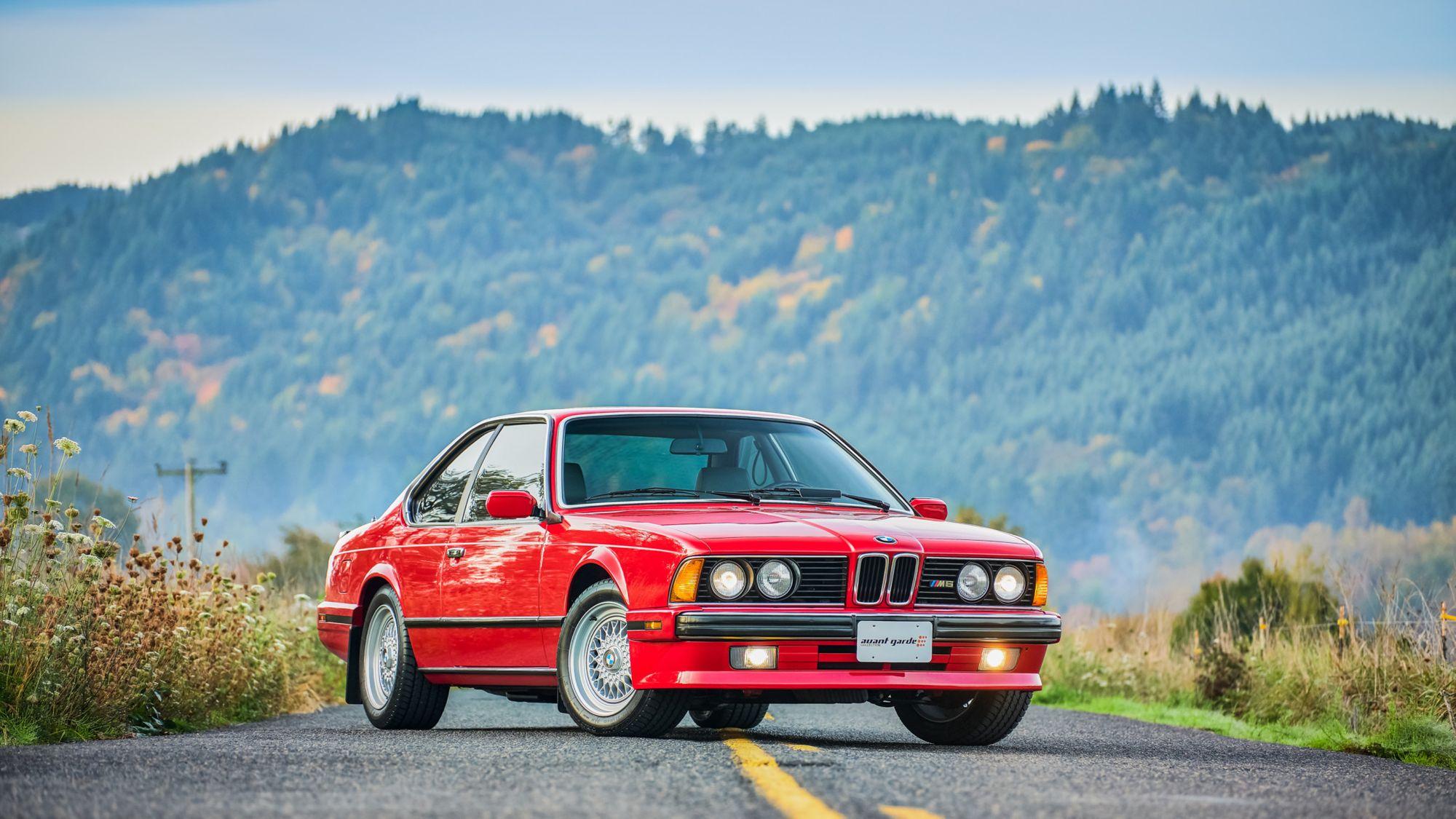 Apakah anda sedang mencari ban bmw ? Ride A Unicorn With This Low-Mileage 1988 BMW M6