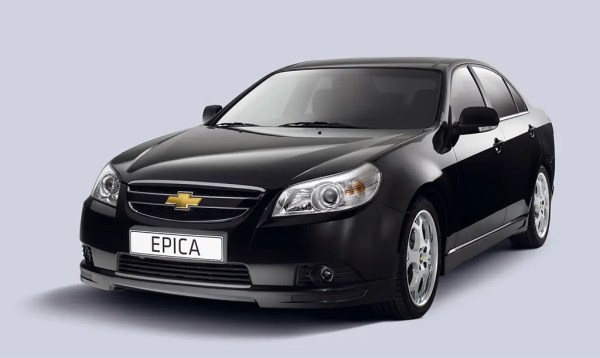 Chevrolet Epica | Chevrolet | MotoriSuMotori
