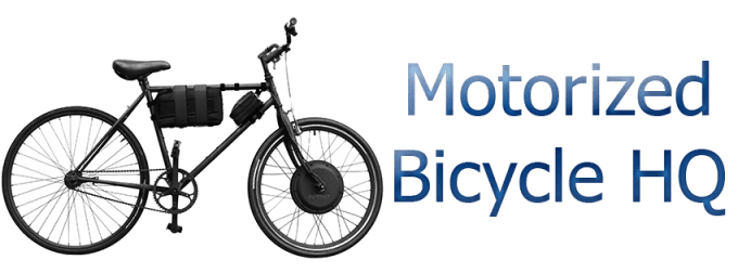 motorized bicycle laws