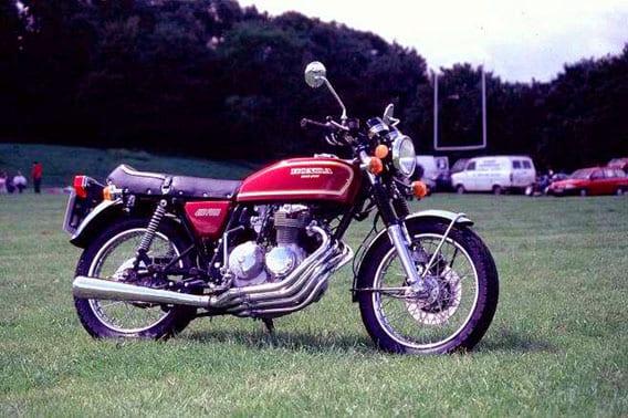 Honda CB 400 F2