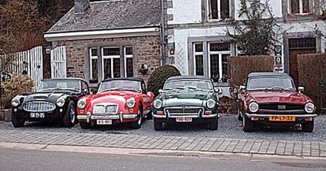 Gezellig hotelletje in de Ardennen