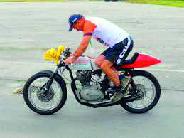 Motorracen