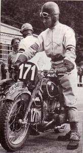 In 1936 was Ernst Henne één van de succesvolle coureurs