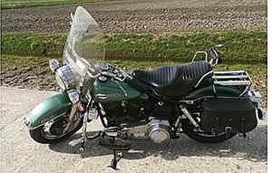 Harley Davidson Electra Glide FLH