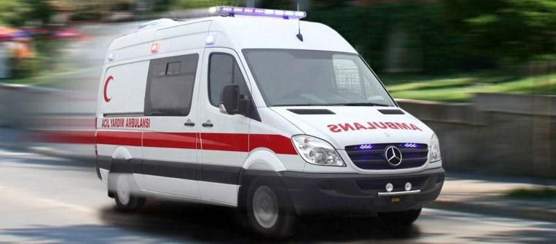 Ambulansa yol verin, hayat kurtarın!