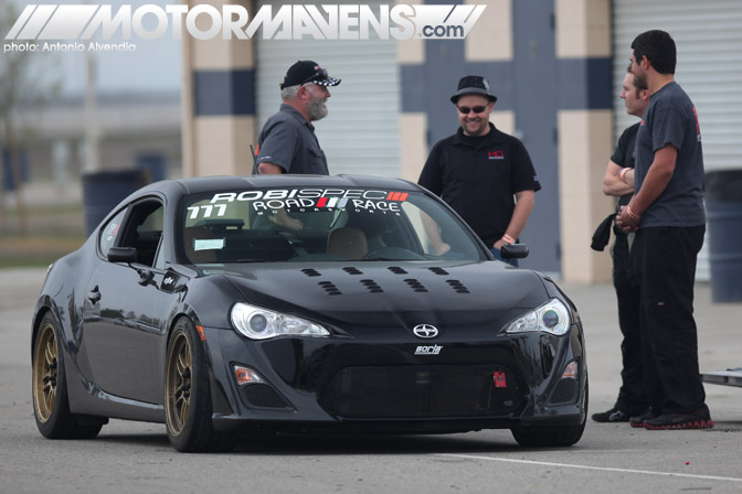Global Time Attack Shift S3ctor Sector Buttonwillow