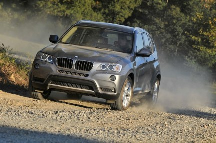 © BMW GROUP / BMW X3 xDrive20d (10/2010)