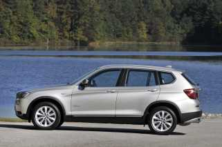 © BMW GROUP / BMW X3 (10/2010)