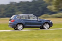 © BMW GROUP / BMW X3 (08/2011)